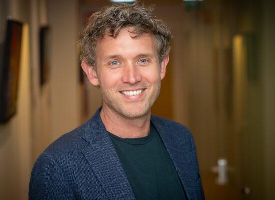 Portretfoto van Johannes Boshuizen