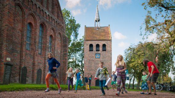 Kerk Garmerwolde - door Ronny Benjamins
