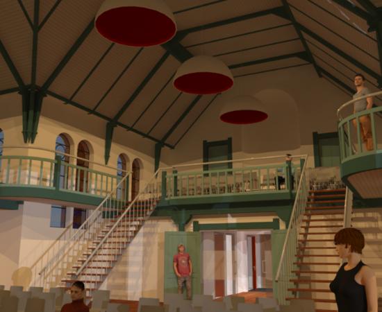 Project: Multifunctioneel Centrum Spijk