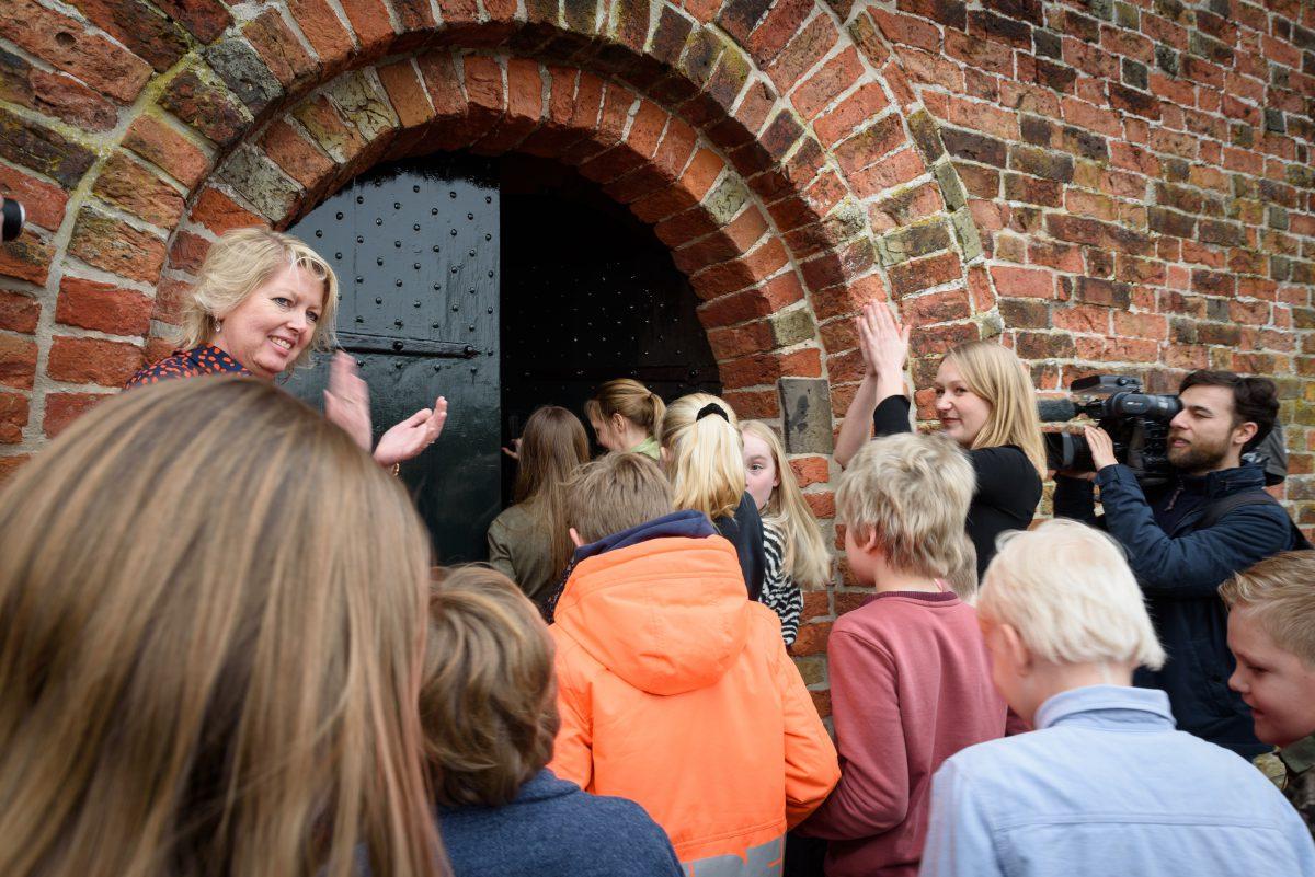 Opening Toren Garmerwolde