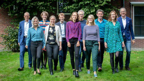 teamfoto Nationaal Programma Groningen