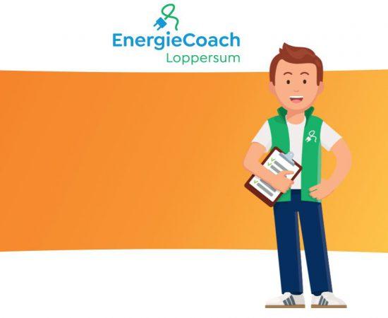 Logo van EnergieCoach Loppersum