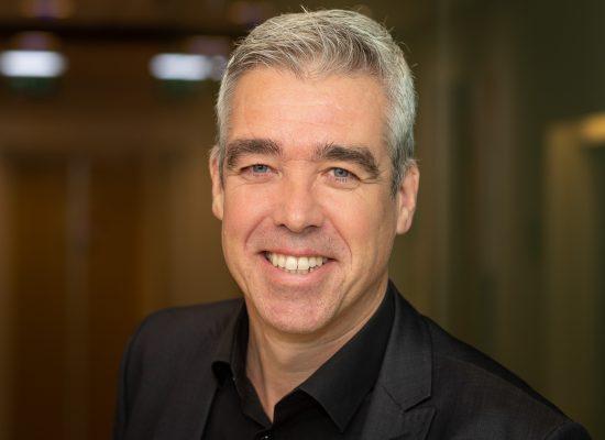 Portretfoto van Erik Doorenspleet