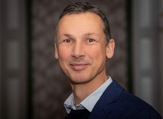 Portretfoto van Maarten Soppe.