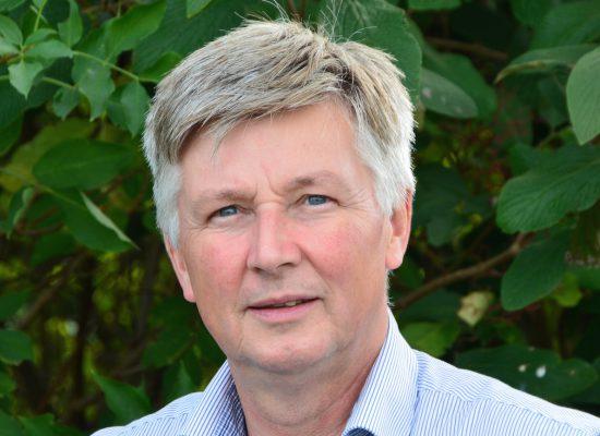 Portretfoto van Jan Paul van Soest