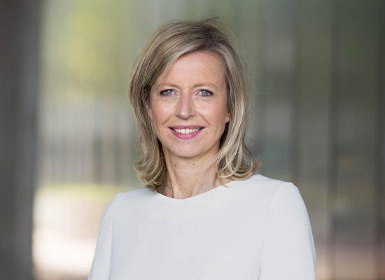 Portretfoto van Kajsa Ollongren