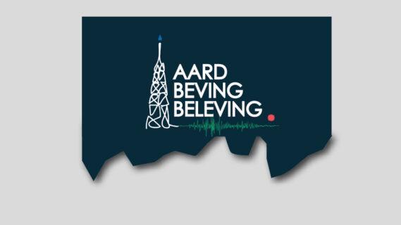 Het logo van Aardbeving beleving