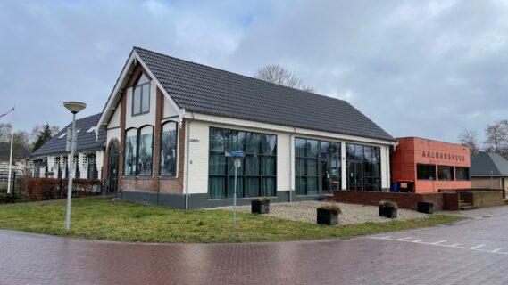 Foto van het huidige terras van Dorpshuis Westerbroek